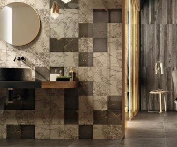 Digital Rectified Wall Tiles